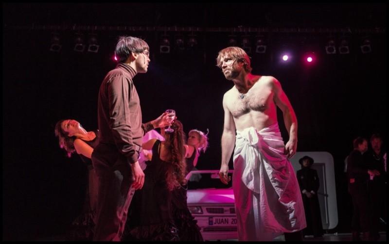 Don Juan, Tomáš Svoboda volně podle Moliera