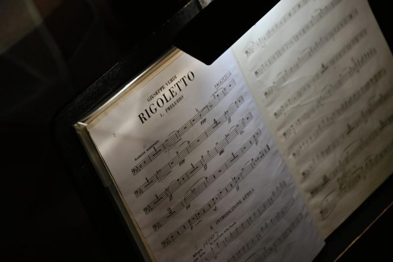 Rigoletto, G. Verdi