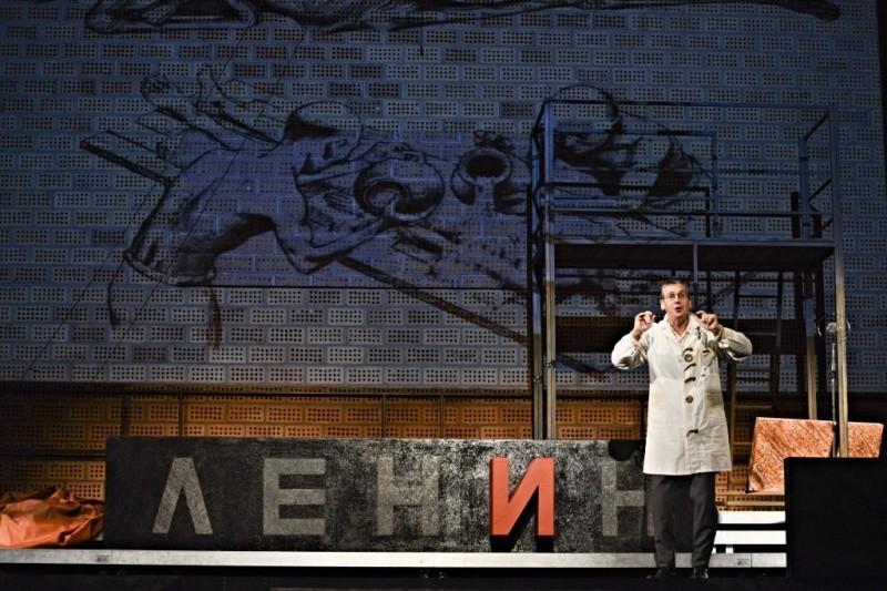 Leninovi balzamovači, Vern Thiessen
