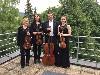 Smyčcové kvarteto s Martinou Kociánovou