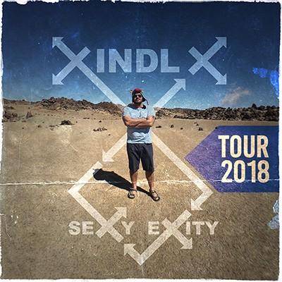 XINDL X, SEXY EXITY TOUR 2018