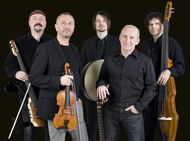 Čechomor Kooperativa tour 2018